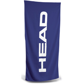 Head Sport Cotton Logo Towel, navy